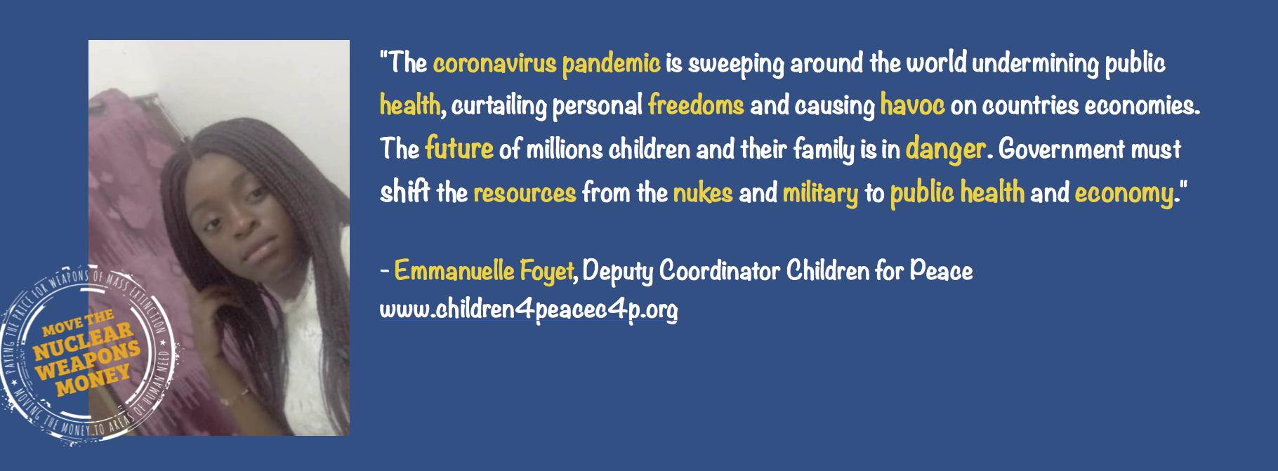 Emmanuelle-Foyet-Deputy-Coordinator-of-Children-for-Peace